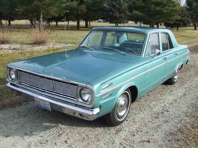 1966 Dodge Dart For Sale On Classiccars Com 6 Available