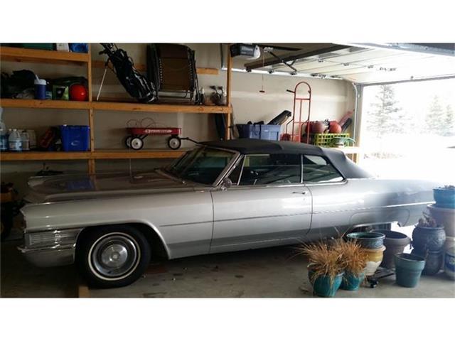 1965 Cadillac Convertible   626816