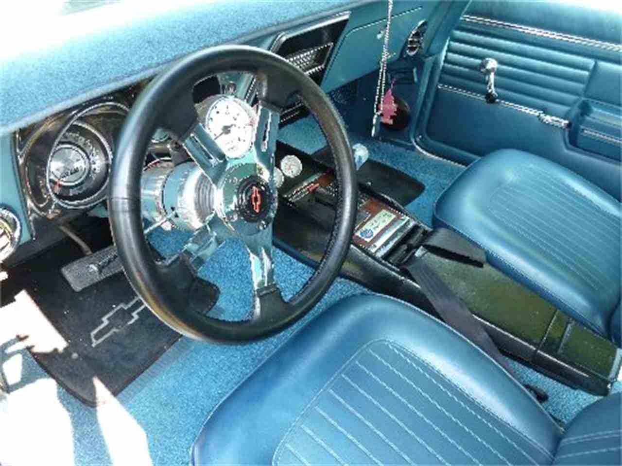 Large Picture of '68 Camaro - DFYU