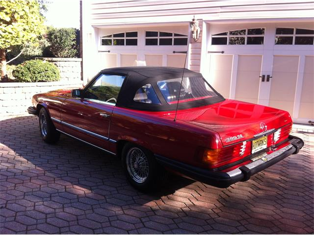 1984 Mercedes-Benz 380SL | 627372