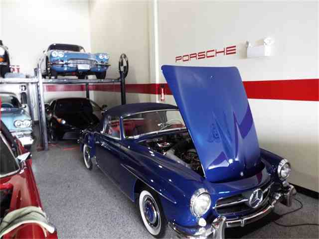 1957 Mercedes-Benz 190SL | 627471