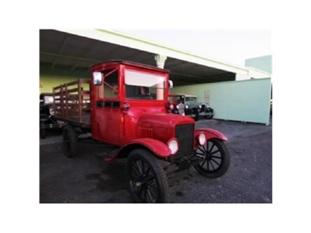 1924 Ford Model T   627898