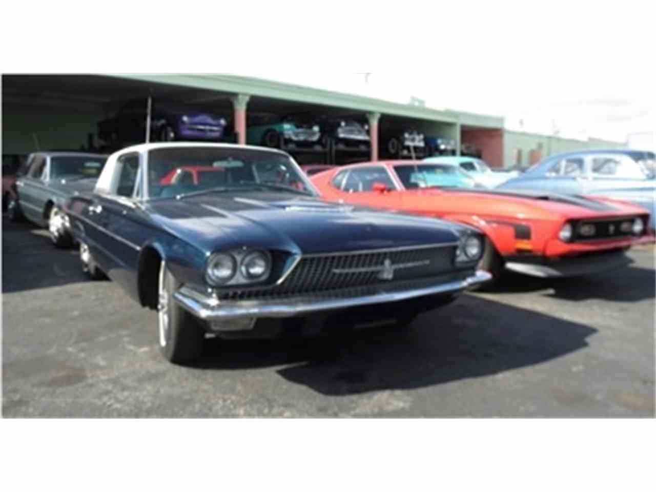 Large Picture of 1966 Ford Thunderbird located in Miami Florida - $17,500.00 Offered by Sobe Classics - DGHP