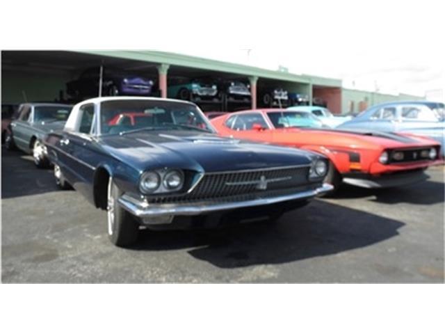 1966 Ford Thunderbird | 627901