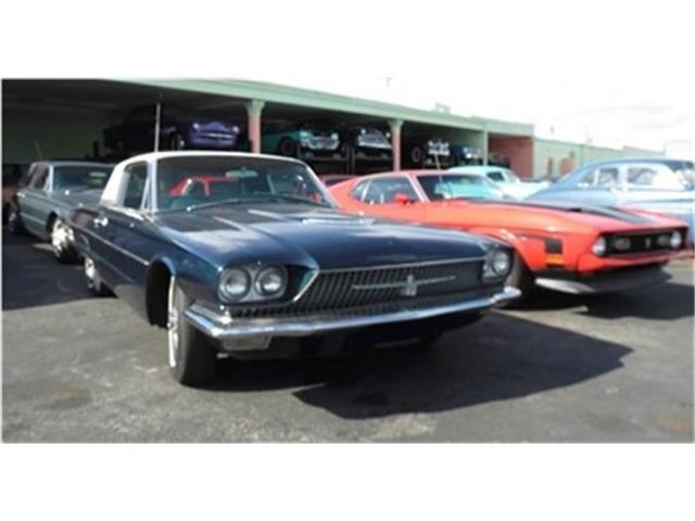 1966 Ford Thunderbird | 627901