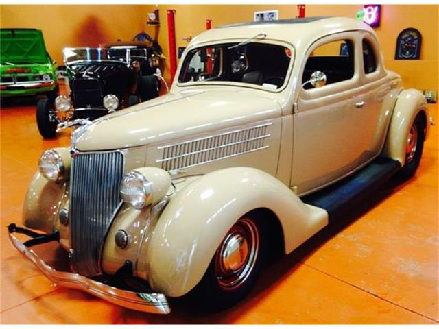 1936 Ford 5-Window Coupe | 620804