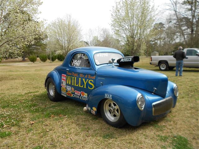 1941 Willys Americar | 628364
