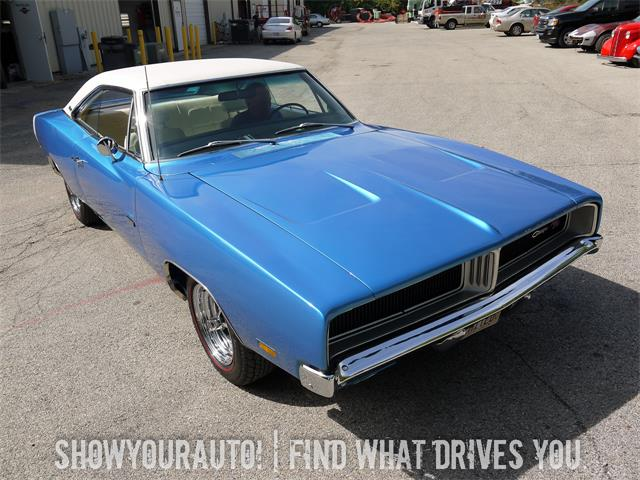1969 Dodge Charger R/T | 628398