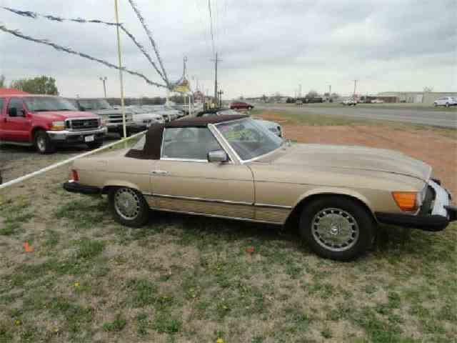 1980 Mercedes-Benz 450 | 628997