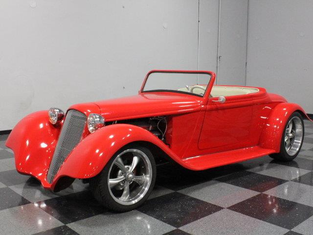 1933 Plymouth Roadster | 620009