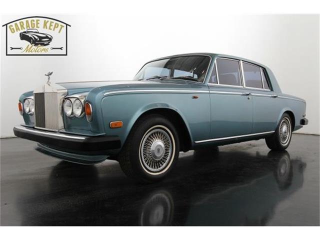 1978 Rolls-Royce Silver Shadow | 629035