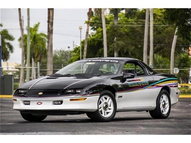 1993 Chevrolet Camaro | 629258