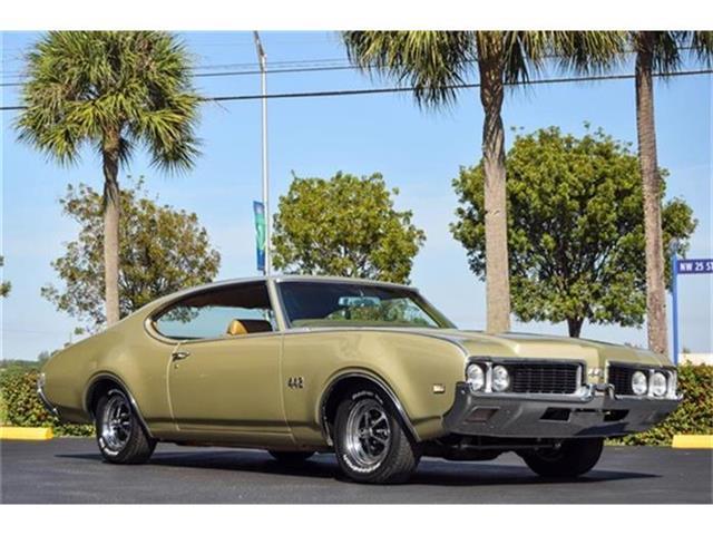 1969 Oldsmobile 442 | 629292