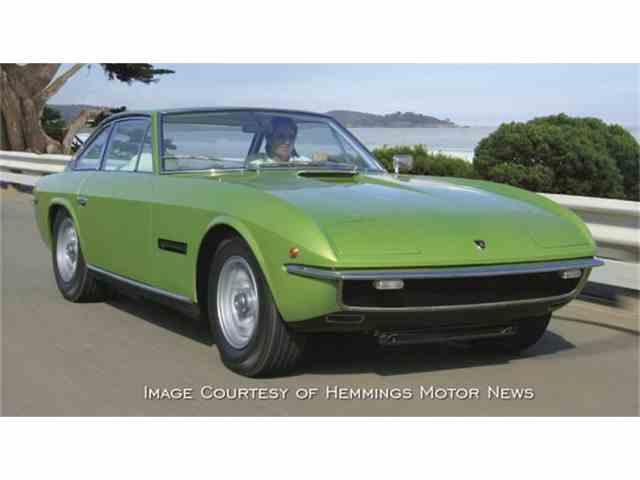 1969 Lamborghini Islero | 629328