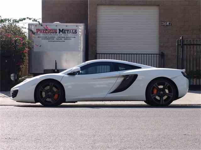 2012 McLaren MP4-12C | 629337