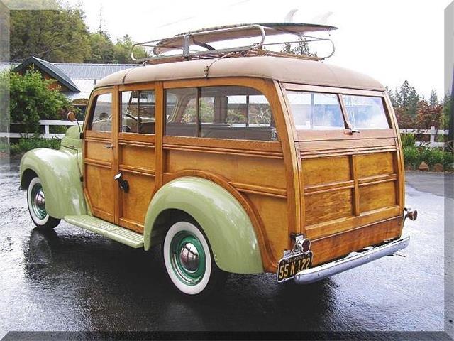 1941 International Woody Wagon | 629860
