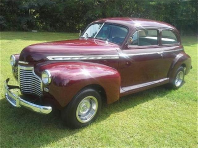 1941 Chevrolet Sedan | 629887