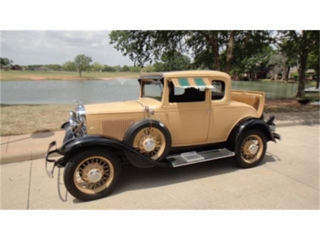 1931 Chevrolet Deluxe   629889