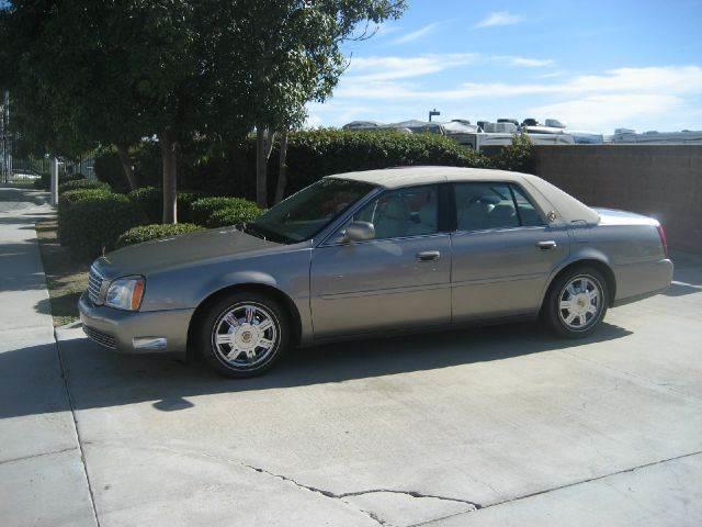 2003 Cadillac DeVille | 631342