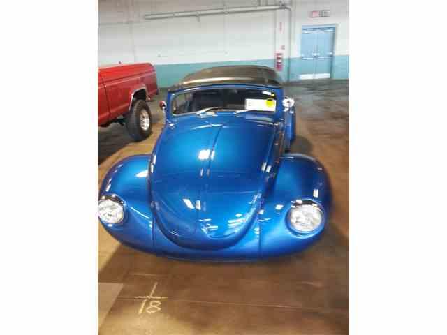1971 Volkswagen Super Beetle | 631530