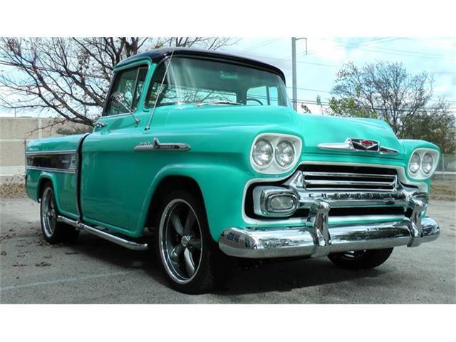 1958 Chevrolet Cameo | 631537