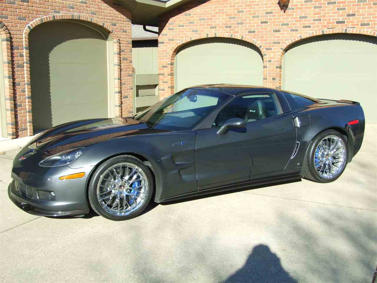 2009 chevrolet corvette zr1 for sale cc 631566. Black Bedroom Furniture Sets. Home Design Ideas