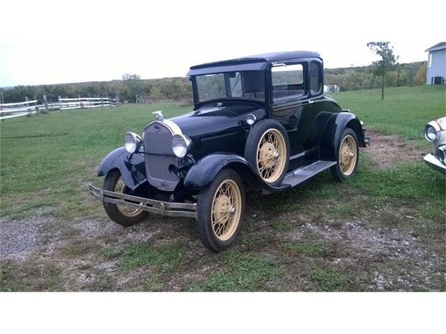 1929 Ford 3-Window Coupe | 631572