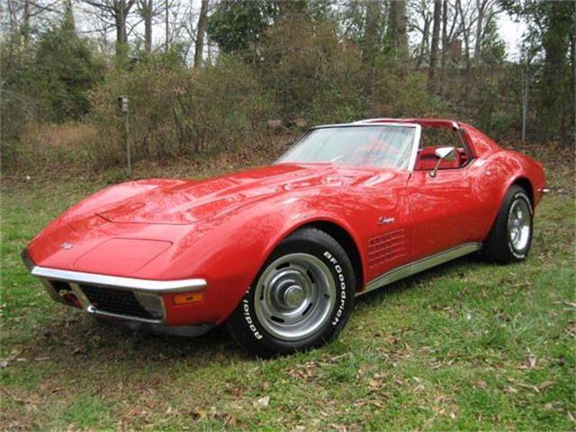 1971 Chevrolet Corvette | 631633