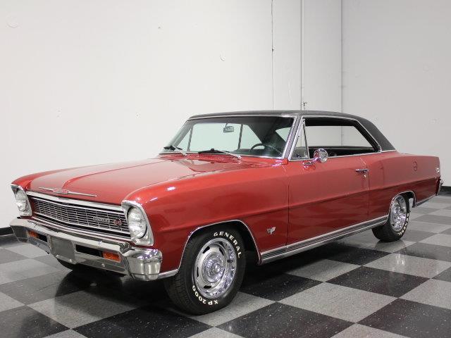 1966 Chevrolet Nova SS | 631713