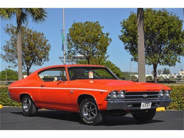 1969 Chevrolet Chevelle | 631936
