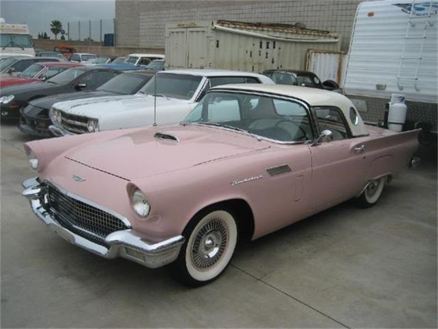 1957 Ford Thunderbird | 632070