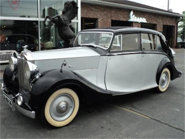 1947 Rolls-Royce Silver Wraith | 632105