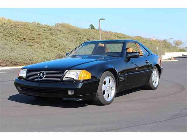1990 Mercedes-Benz 500SL | 632110