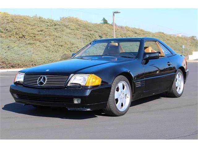 1990 Mercedes-Benz 500SL   632110