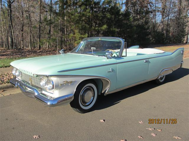 1960 Plymouth Fury | 632242