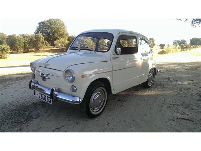 1969 Fiat 600 | 632249