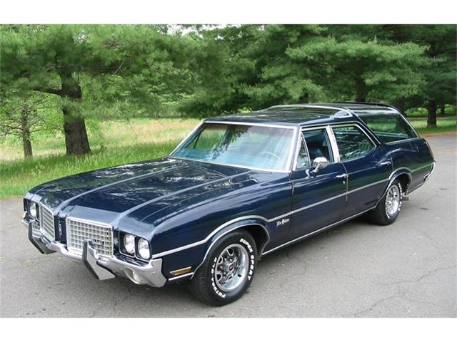 1972 Oldsmobile Vista Cruiser | 632833