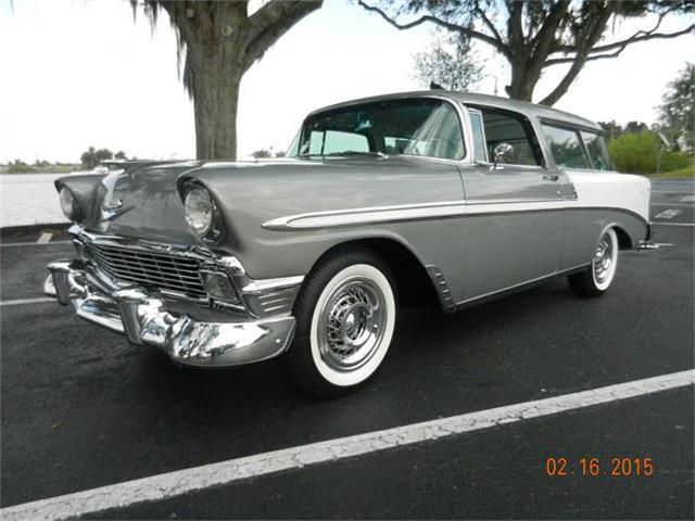 1956 Chevrolet Nomad | 632842