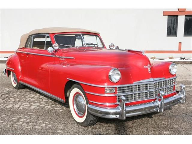 1948 Chrysler New Yorker | 632868