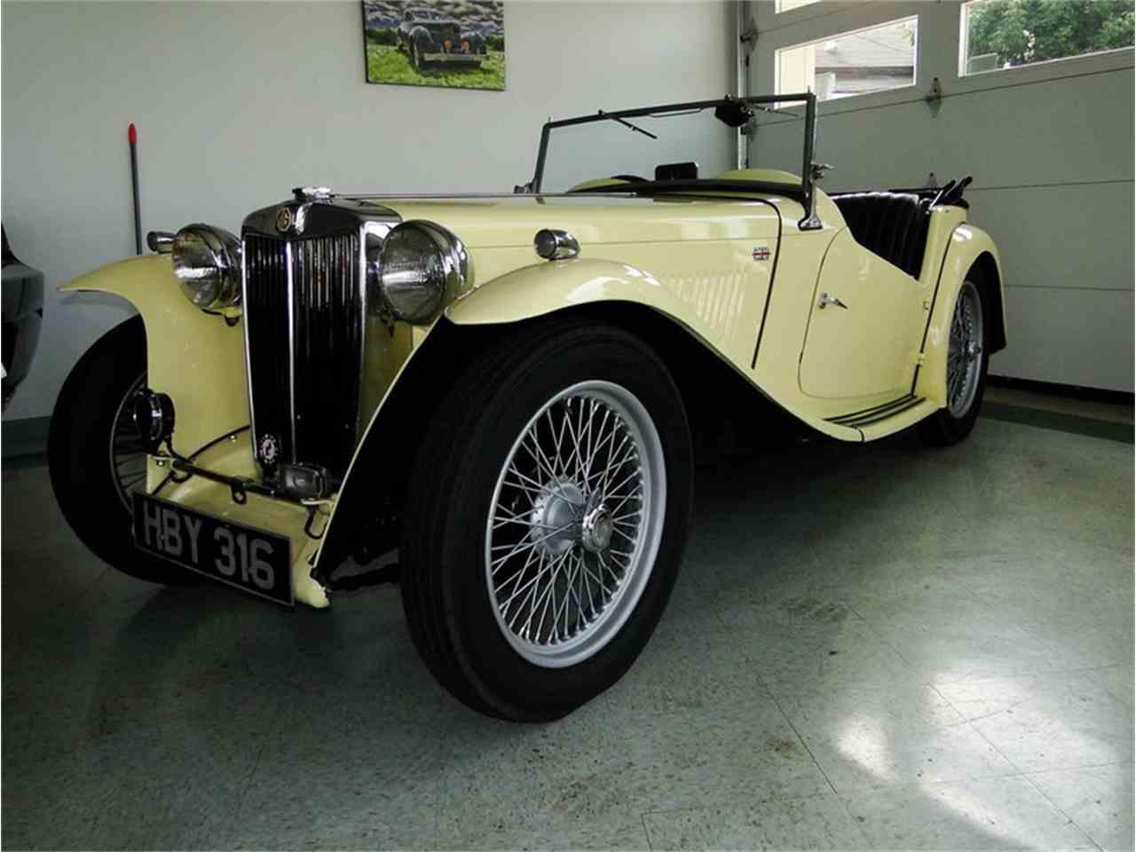 1949 MG TC for Sale - CC-632874