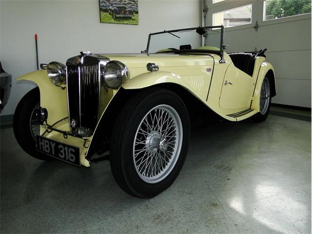 1949 MG TC | 632874