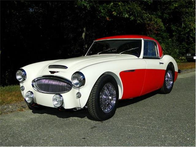 1962 Austin-Healey 3000 Mark II | 632887