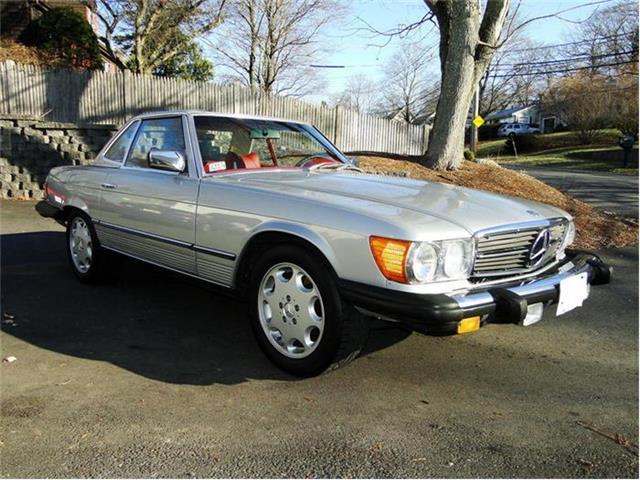1978 Mercedes-Benz 450SL | 632892