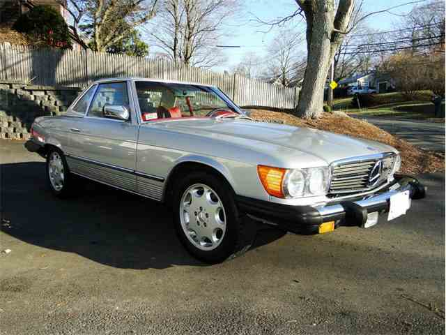 1978 Mercedes-Benz 450SL | 632892