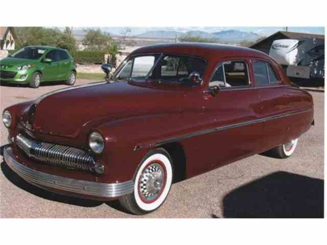 1949 Mercury 4-Dr Sedan | 630338
