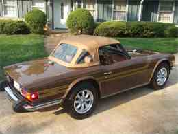 Picture of '75 TR6 - DKX0
