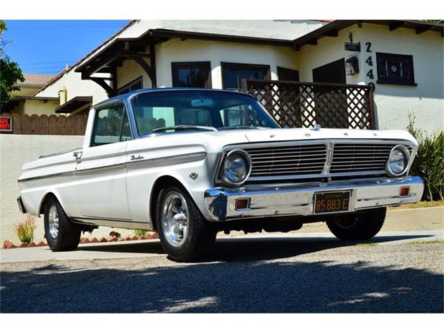 1965 Ford Falcon Ranchero | 633680