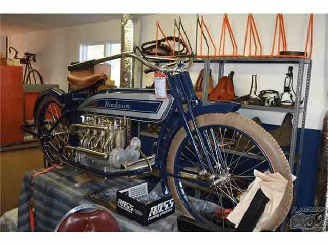 1912 Henderson Motorcycle | 633704