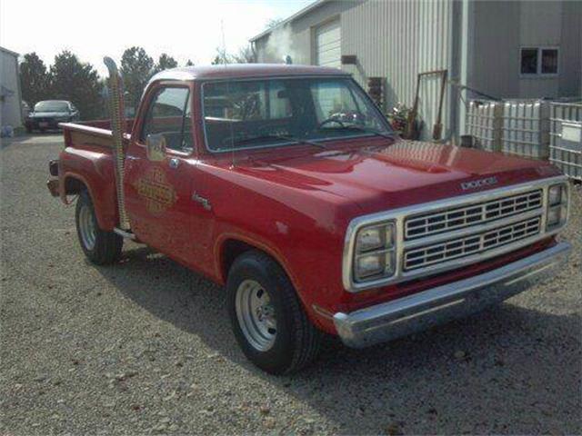 1979 Dodge Ram | 633800