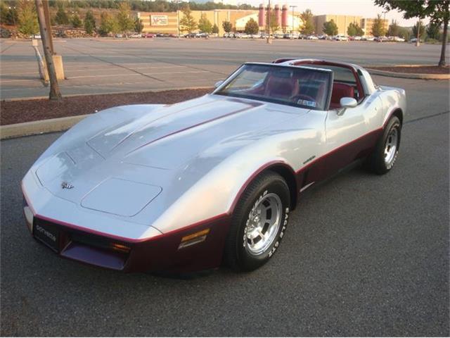 1982 Chevrolet Corvette | 633951